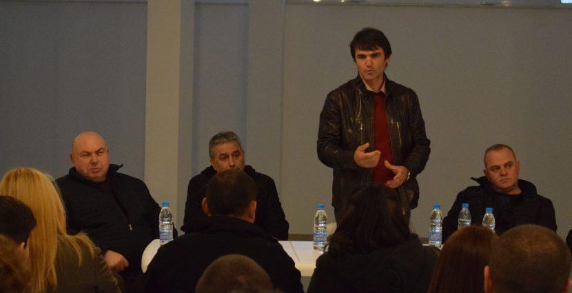 Андон Дончев: Имаме воля да осигурим бъдеще за младите хора в България