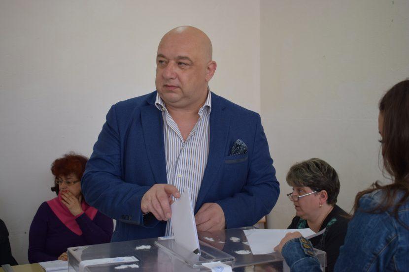 Красен Кралев: Гласувах за стабилно и европейско развитие на България