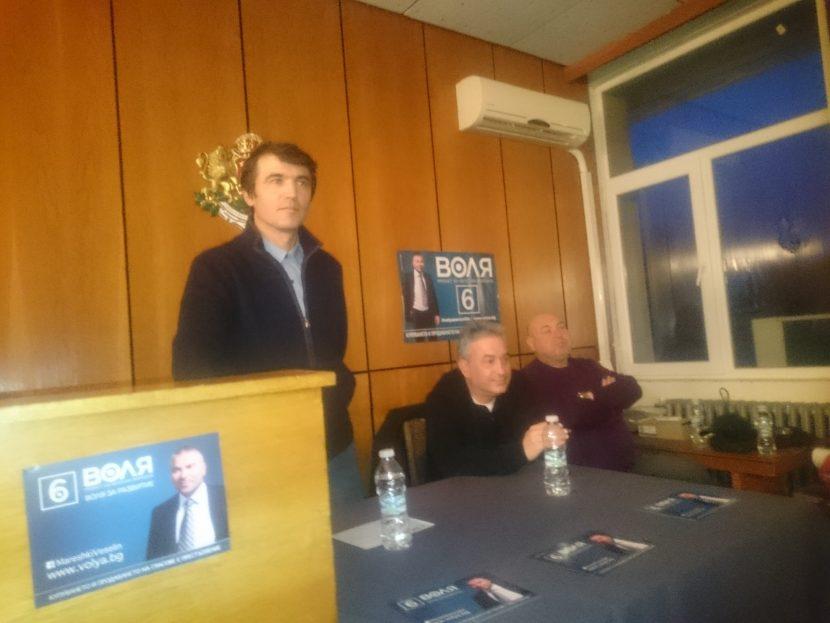 Андон Дончев в Суворово: В целия цивилизован свят малкият и среден бизнес е гръбнака на всяка държава