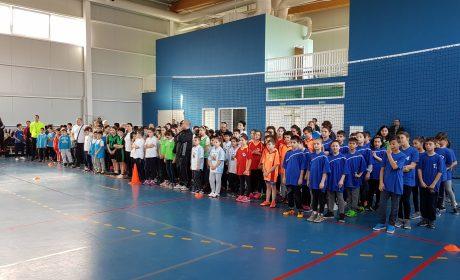 """ОУ """"Ангел Кънчев"""" стана шампион в състезанията """"Бързи и сръчни"""" за IV клас"""