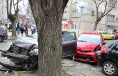 "Трима пострадаха при катастрофа на бул. ""Сливница"""