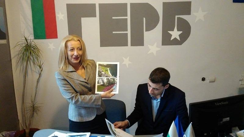Калина Белмезова: Билбордовете не са собственост на район Аспарухово