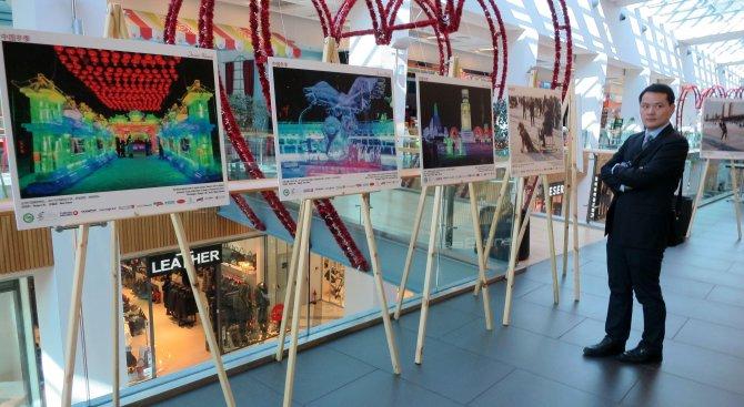 3Х3 изложба показва Южна Корея