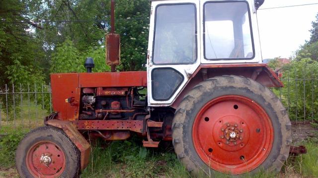 Спипаха криминално проявен да управлява нередовен трактор край Провадия