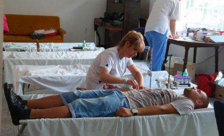 Кръводарителна акция в Аспарухово ще се проведе на 14 април