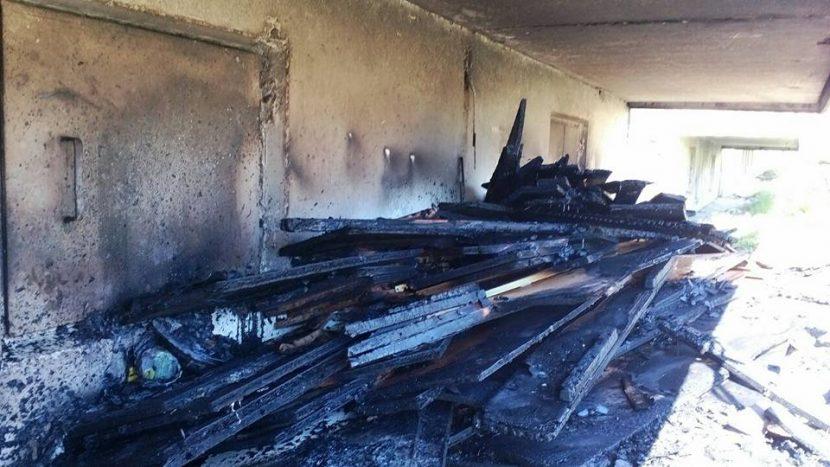 "Читател: Циганин от ""Владиславово"" едва не подпали блока, в който живее"