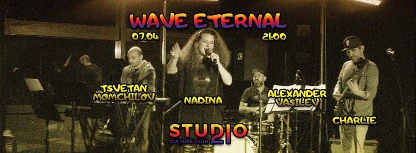 """Wave Eternal"" с live в ""Studio 21"