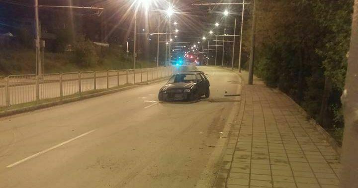 "Тежка катастрофа на бул. ""3-ти март"" (видео)"
