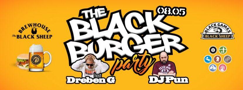 """""""Black Burger Party"""" този май във Варна"""