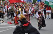 Пъстър карнавал създаде настроение в центъра (снимки)