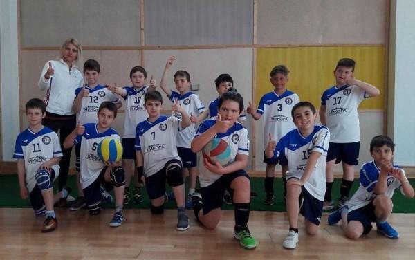 """Малките """"пумпалчета"""" от Варна ще се борят за челно място в региона"""