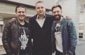 Кметът с презентация на новия български филм във Фейсбук