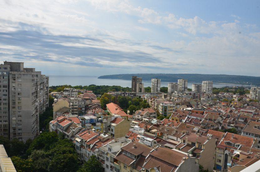 Над 51 хил. кв.м. е общата полезна площ на новопостроените жилища за 3 месеца във Варна