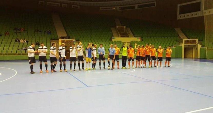 Академик (Варна) се класира за финалите на държавното по футзал