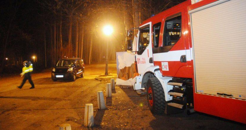 Читателски сигнал: Голям пожар на пътя Каменар – Аксаково
