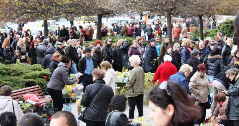Варна празнува Цветница (снимки)