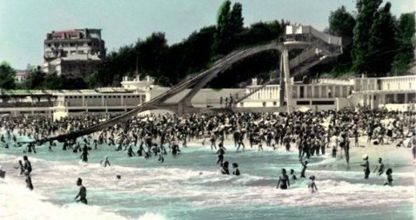 Колко от Вас помнят най-голямата атракция във Варна през 60-те и 80-те?