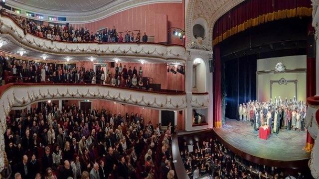 70-годишен юбилей ще отпазнува Варненската опера