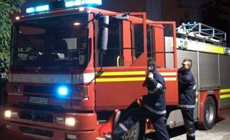 Два регистрирани пожари с преки материални щети през изминалото денонощие във Варна