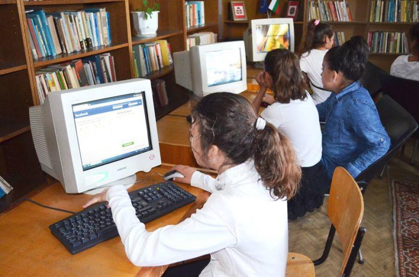 Девненско читалище се сдоби с компютърна зала