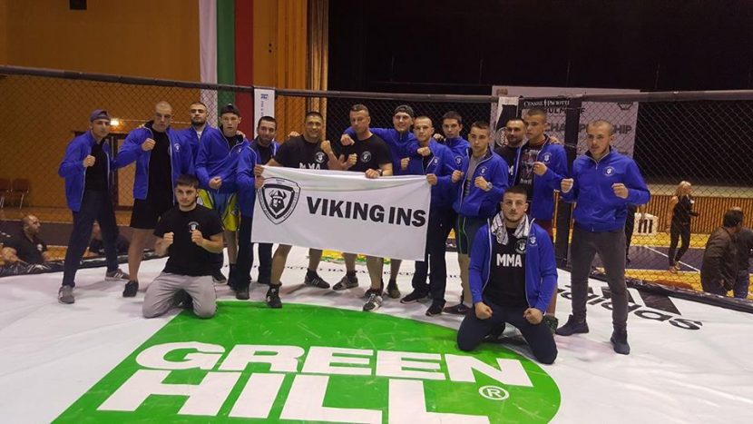 """Трима Балкански шампиони от СК """" Викинг Инс"""""""