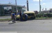Тежка катастрофа и пред КАТ Варна (снимки)