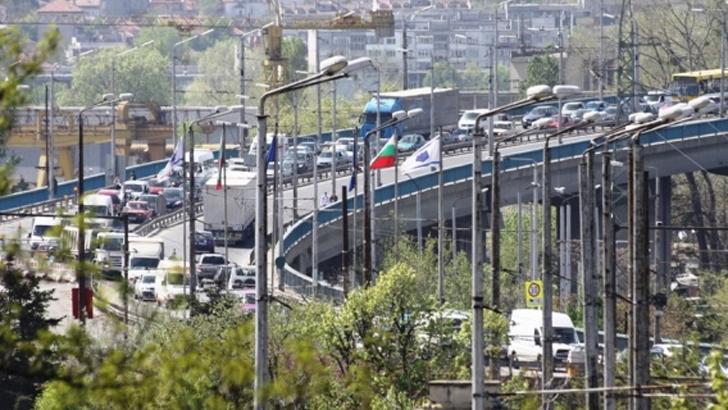 Иван Портних: край на задръстването по Аспарухов мост (видео)