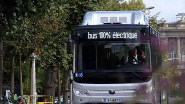 И във Варна пускат автобуси на ток