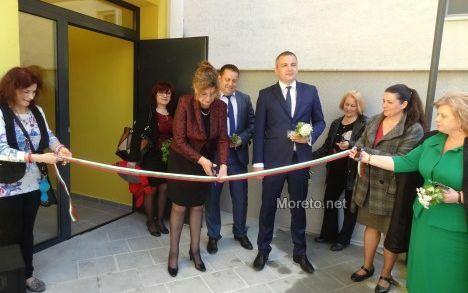 Нова детска градина за 60 деца бе открита
