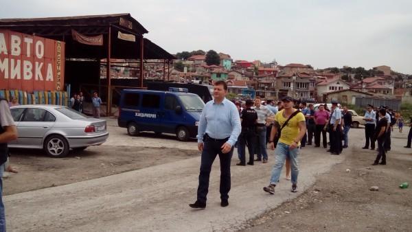 """Кметът на """"Младост"""": До края на юни ще са окосени 2 000 дка треви в района"""
