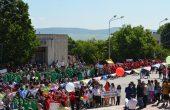 Девня отбеляза 24 май с пищно шествие и тържествен концерт (снимки)