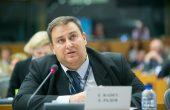 Евродепутатът Емил Радев е на официално посещение в Съда на ЕС