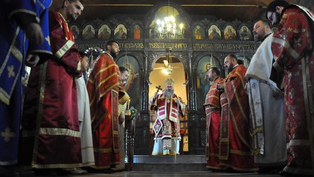 Почетоха паметта на св. цар Борис I с храмов празник в Аспарухово