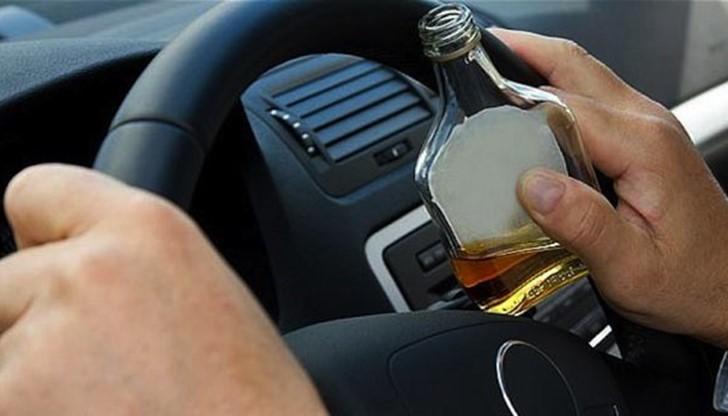 Пиян шофьор арестуваха във Варна в Деня на труда