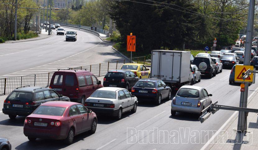 Генералният план за организацията на движение във Варна получи одобрение