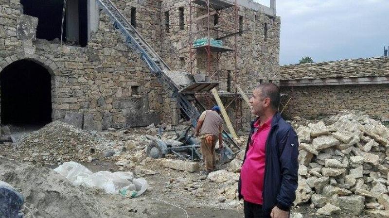 Внушителна крепост на българщината изграждат в Дворът на кирилицата