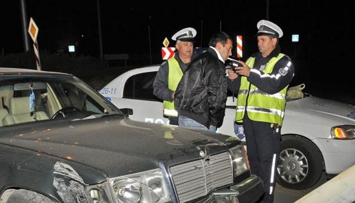 1 г. затвор за мъж, шофирал за пореден път пиян в оживен район на Варна