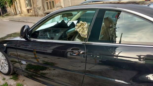 Собственик на куче наказа нагъл шофьор
