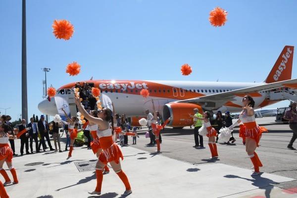 Летище Варна посреща втория нов маршрут на easyJet
