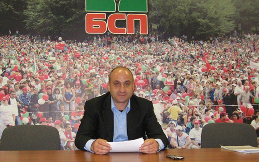 Новият областен лидер на БСП-Варна: Ще направя всичко възможно да се отлепим от дъното