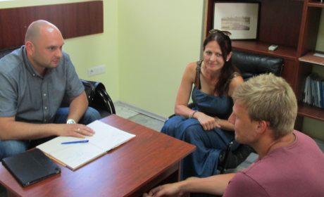 Възможностите за партньорство между ГЕРБ и Австрийската народна партия