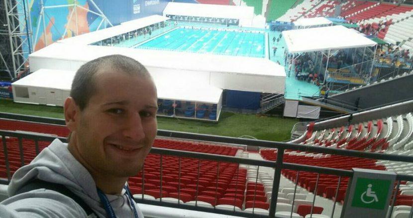 Александър Николов покри норматив за второто си световно първенство