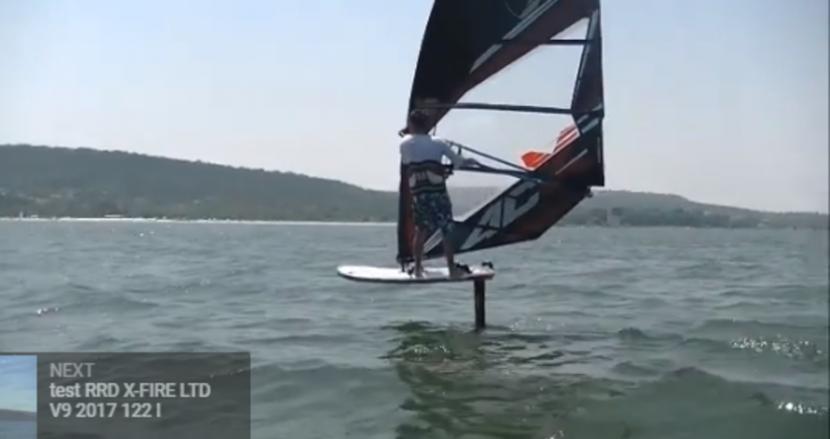 Вижте новата атракция на българското черноморие! Варненец лети над водата