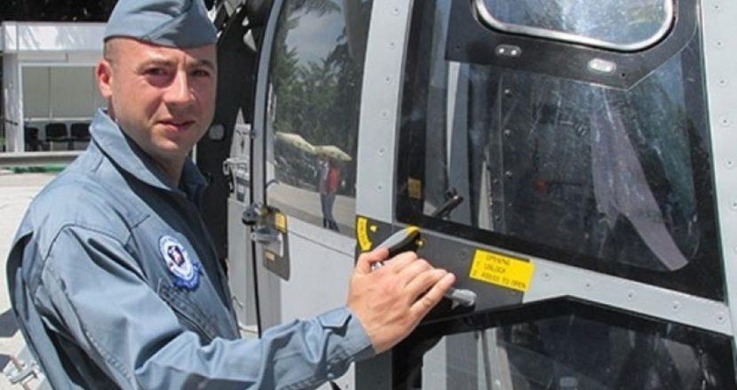 Вдигат паметник на загиналия пилот Георги Анастасов