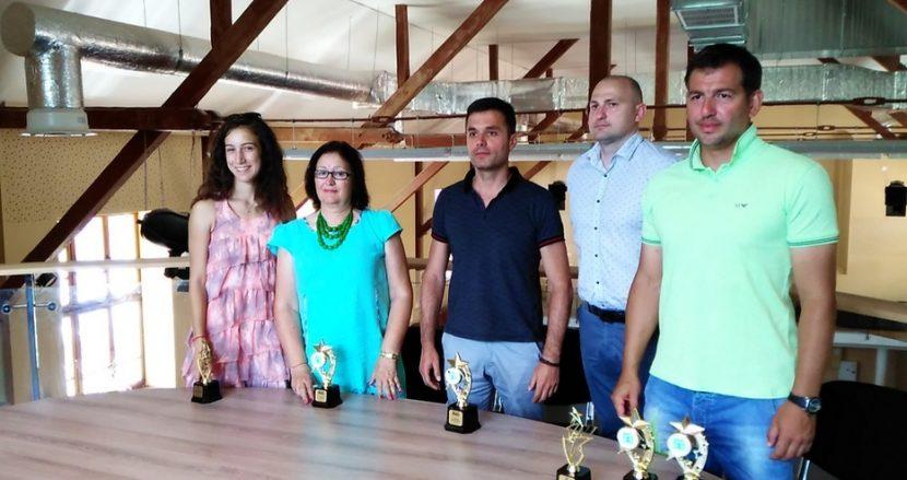 """Избраха Пьотр Нестеров за спортист №1 на Варна за май! Най-добър отбор е хандбалният """"Локо"""" (Снимки)"""