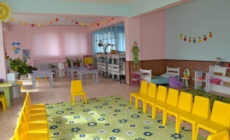 Безплатна детска градина за ромчета, за българчета платена