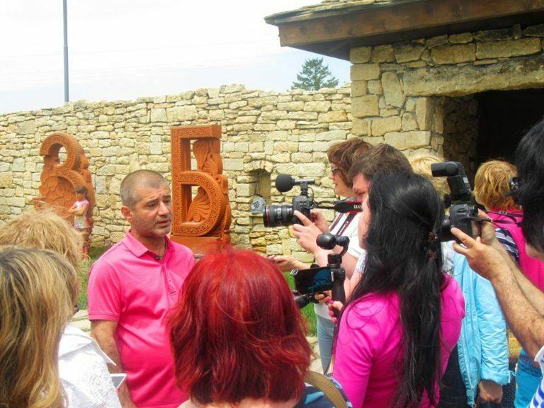 Карен Алексанян: Кирилицата е създадена в България от българи!