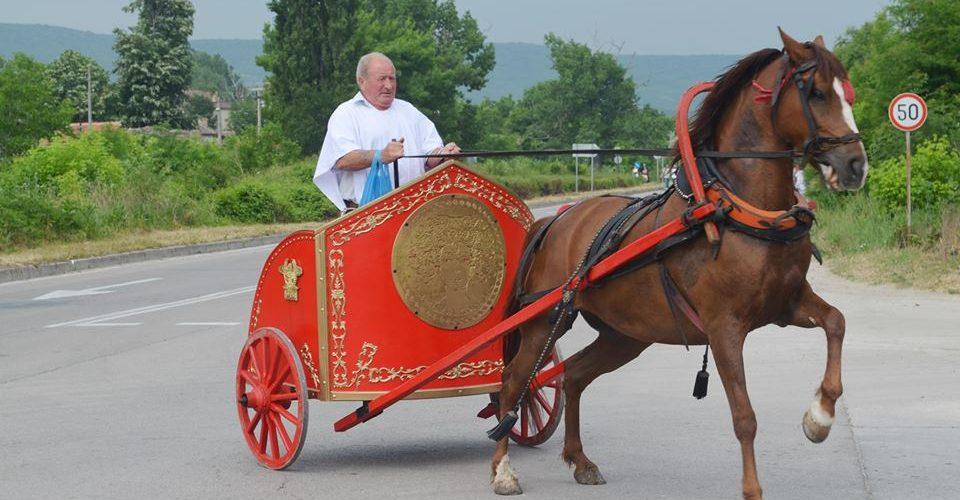 Древноримска колесница е най-новата атракция на девненския музей
