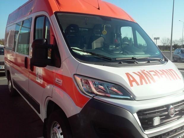 Спешна нужда от нови линейки във Варна