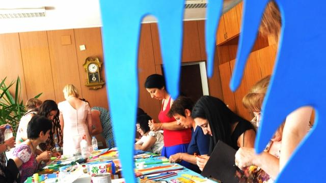 Учители и директори на незрящи деца се събраха във Варна на обучение